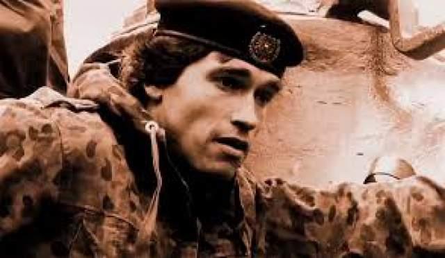 Арнольд Шварценеггер. Герой боевиков служил не в американской, а в австрийской армии. И сердце его, как признавался он позже, к службе не лежало.