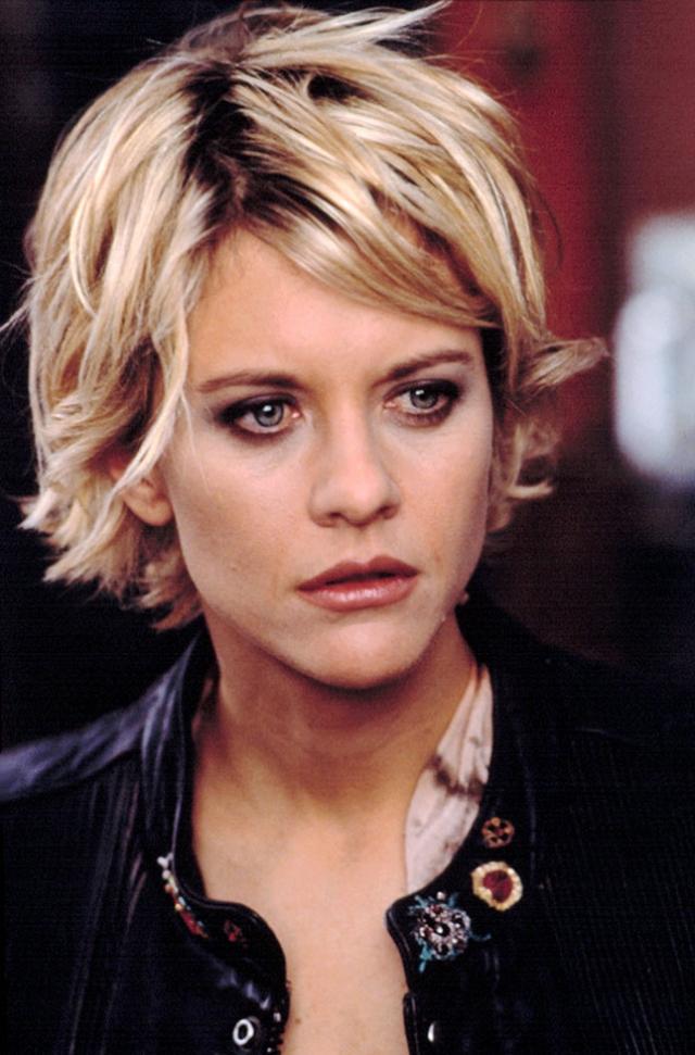 Мэг Райан. Актриса также не являлась стандартом голливудской красоты, но в ней был определенный шарм.