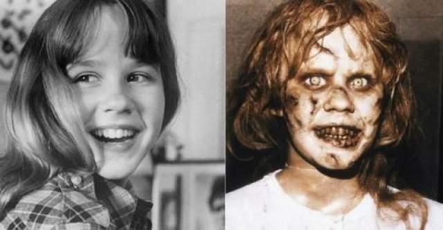 Актриса Линда Блэр, из которой по сюжету изгоняли дьявола, также во время съемок получила известие о смерти дедушки.