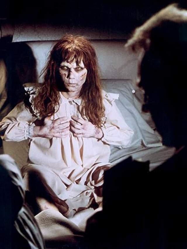 """Линда Блэр Стала известна по роли одержимой девочки Риган в фильме """"Изгоняющий дьявола"""". Так убедительна была ее роль, что Блэр в 1974 году была номинирована на """"Оскар"""" как лучшая актриса второго плана. Эта роль принесла ей """"золотой глобус""""."""