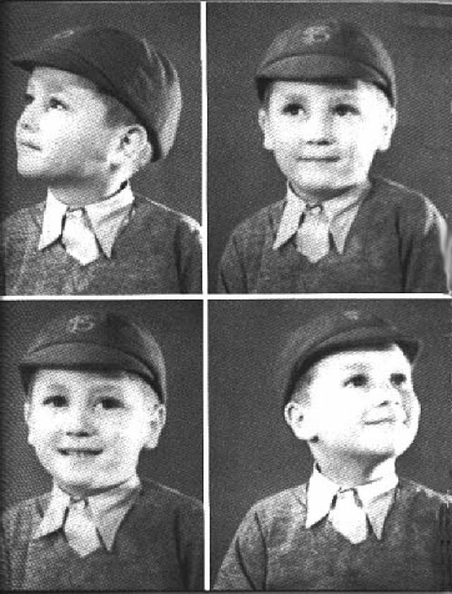 Джон Леннон. Родители будущей звезды развелись, когда ему исполнилось четыре года, когда его мать встретила другого мужчину.