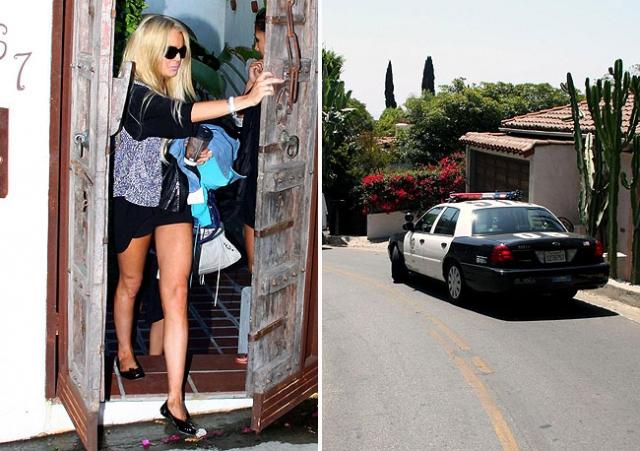 Линдси Лохан. В 2009 году особняк скандальной звезды на Голливудских Холмах за три месяца взломали три раза.