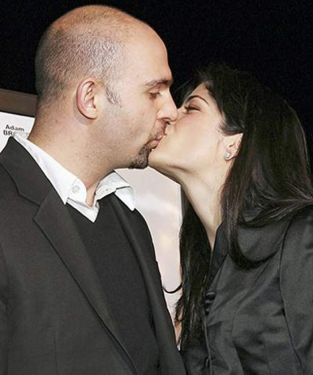 Ахмет Заппа и Сельма Блэр