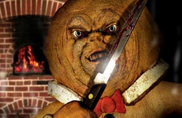 """Миллард Финдльмейер из фильма """"Спекшийся"""" (2005). Преступник, казненный на электрическом стуле неожиданно превращается в """"имбирное печенье"""" и преследует обидчиков. Оригинально, не так ли?"""
