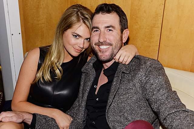 Американская модель и актриса Кейт Аптон в этом году стала женой баскетболиста Джастина Верландера.