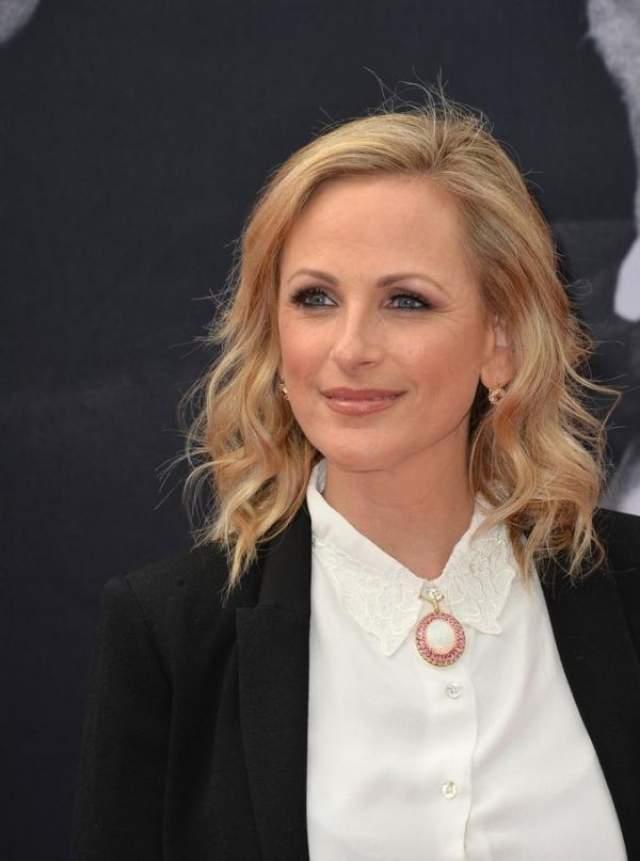 """Марли Мэтлин. Американская актриса является первой и единственной глухой актрисой, получившей премию """"Оскар""""."""