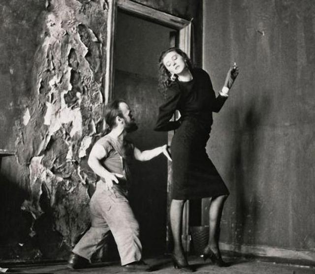 15. Непосредственность и дерзость выходок. Снимок Сергея Борисова из московской серии, сделанный в 1988 году, был продан за 1500 тысячи фунтов стерлингов.