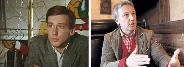 Алексей Веселкин. Актер активно работает на телевидении с начала 80-х, именно он стал ведущим первого в России телемагазина.