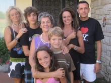Раскрыт секрет итальянской семьи, не чувствующей боли