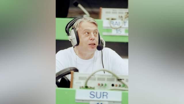 Владимир Перетурин, 1938-2017. Футболист, мастер спорта СССР, спортивный комментатор. Смотреть спортивные события, которые он комментировал, можно было по нескольку раз только из-за него - так смешно, как он, этого не делал никто. И не делает по сей день.