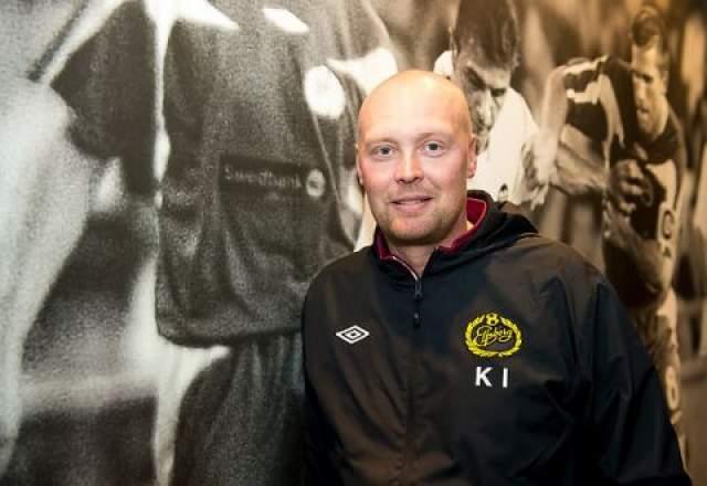 Клас Ингессон. 1968-2014. Швеция. Футболист.