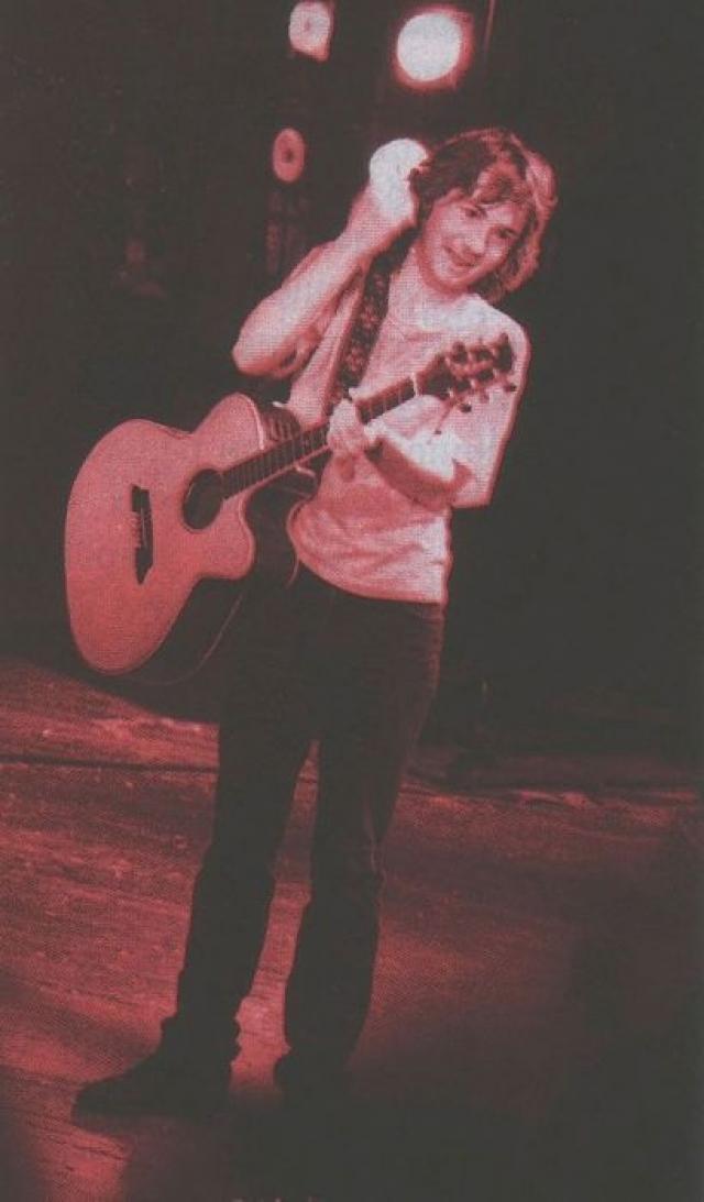 Выступление Александра Башлачева на V фестивале Ленинградского Рок-клуба 7 июня 1987 года.
