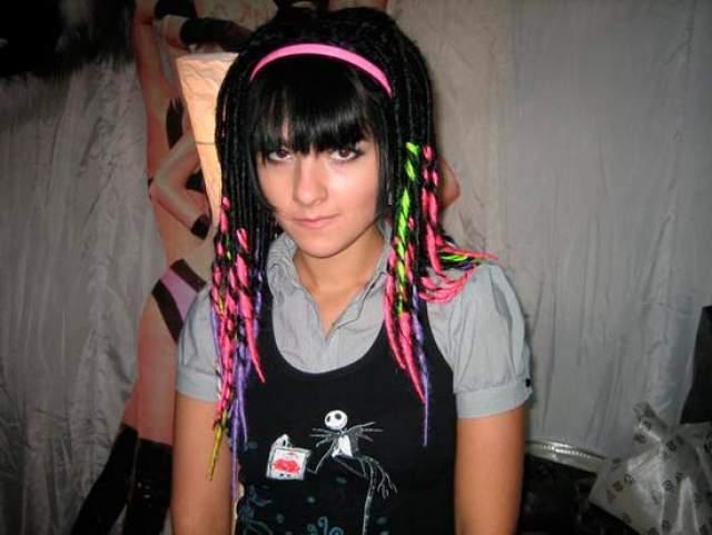 Анна Куликова. Уйдя с проекта, девушка не забросила мечту о сцене.