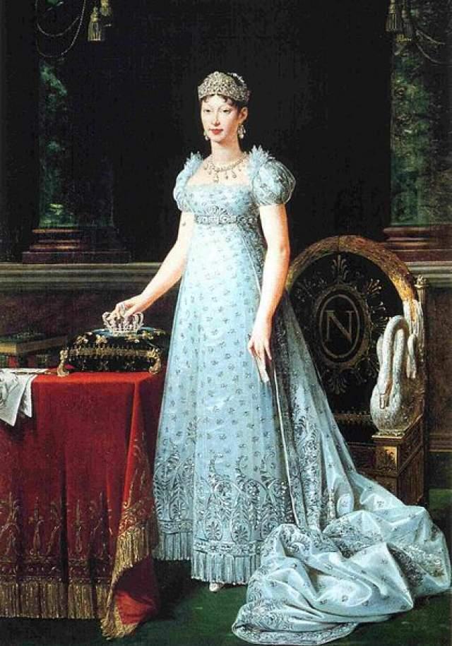 """После развода с Жозефиной Наполеон женился на Луизе. Девушка была хороша собой, но муж изменял ей направо и налево. В том числе и со знаменитой актрисой мадмуазель Жорж и оперной певицей Джузапиной Грассини. Всего у Бонапарта было более полусотни """"официальных"""" любовниц, и еще столько же, если не больше - мимолетных."""