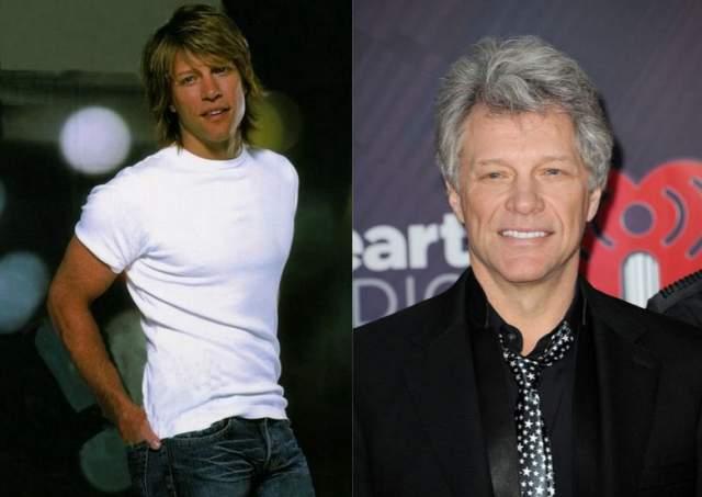 Джон Бон Джови. В марте 2018 года портал Vulture составил рейтинг музыкантов из Зала славы рок-н-ролла, где Джон Бон Джови занял последнюю строчку. По словам музыкальных критиков, участники Bon Jovi играют не в рок-группе, а в фильме про рок-группу.