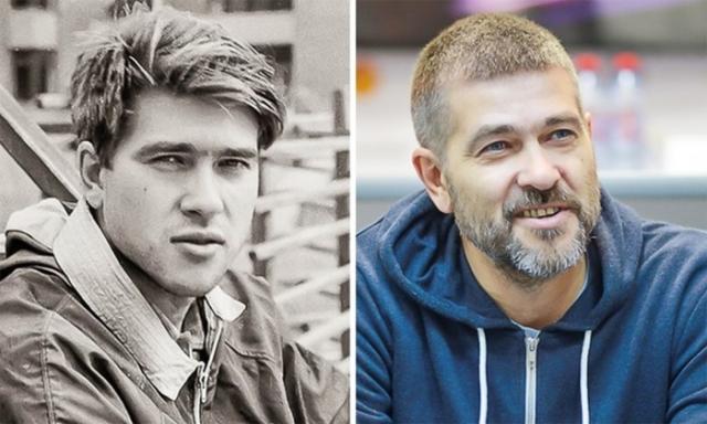 """Александр Васильев из группы """"Сплин"""" не меняет творческого русла, зато обзавелся бородой, а в 2014 году второй раз стал отцом."""