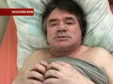 Евгений Осин, ушедший в запой, уже пять суток лежит без сознания