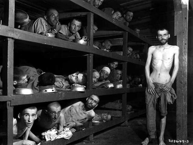 Но рабочие условия и состояние работавших на благо германской экономики заключенных немцев не волновали: каждый второй страдал от хронического недоедания, а каждый десятый - от открытой формы туберкулеза.