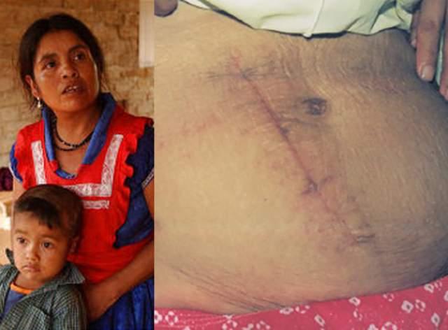 В момент, когда начались проблемные роды, Рамирес была одна. Супруга дома не было, а до ближайшего пункта медицинской помощи было 80 км. Телефона под рукой не оказалось.