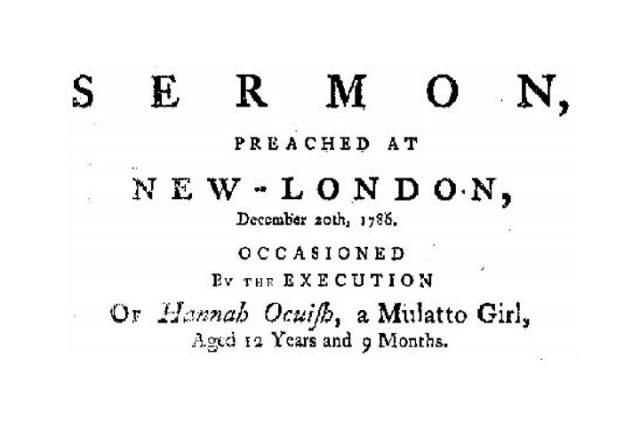 Дело было в 1786 году, поэтому церемониться с наказанием не стали. Тем более девочка призналась в том, что убила ровесницу за то, что та обвинила Ханну в краже клубники.