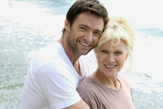 Секрет их отношений, как признался актер, в том, что он не расстается с супругой больше чем на две недели — таков закон в их семье.