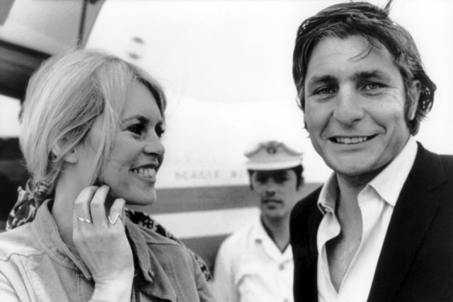 С 1966 по 1969 годы актриса была замужем за немецким миллионером Гунтером Саксом . Но, как и предыдущие, брак долго не продлился.