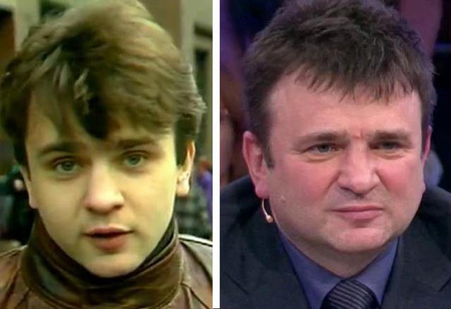 """Тимур Кизяков стал ведущим передачи """"Пока все дома"""" аж в 1992 году."""