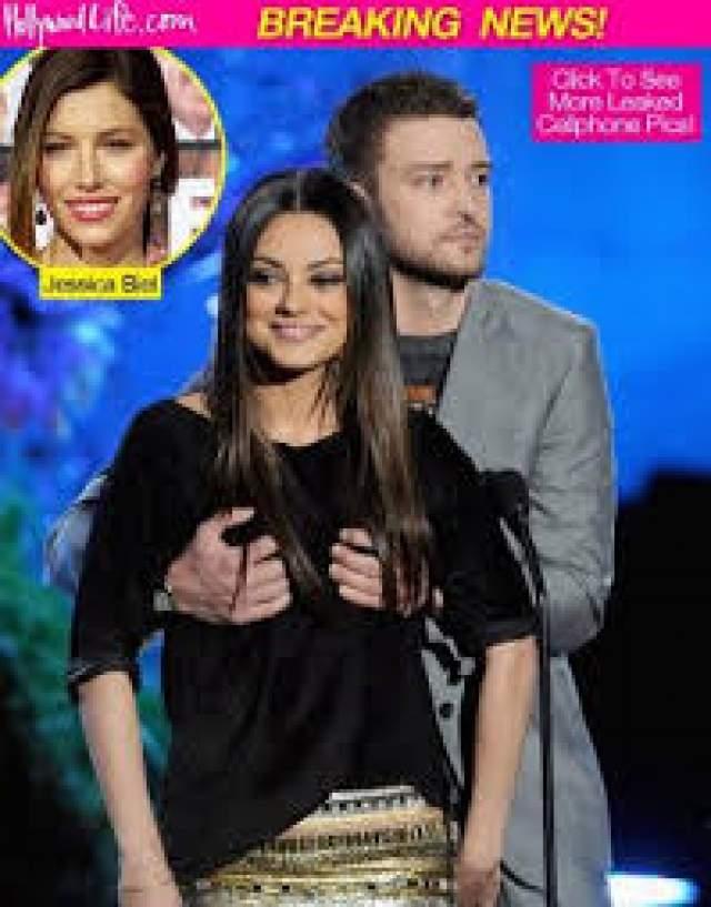 В 2011 году в Сети начали гулять фотографии актрисы армянско-украинского происхождения, говорящей на русском языке. Среди них были и откровенные фото с музыкантом Джастином Тимберлейком, а также фото с неким незнакомым мужчиной.