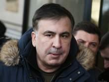 Саакашвили депортировали из Украины в Польшу