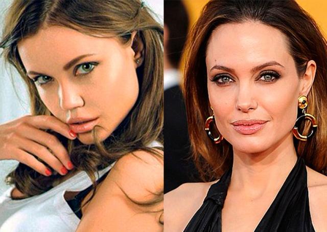Поклонники Анджелины Джоли обнаружили русскую копию звезды - тверскую фотомодель и телеведущая по имени Ассоль.