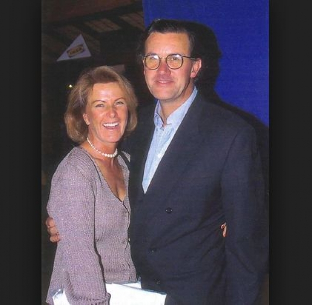 В 1992 году Анни-Фрид вышла замуж за своего друга, принца Генриха Руццо Рейсс фон Плауэн, с которым прожила в браке семь лет, пока он не умер от рака.