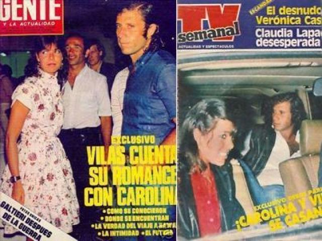 $1,1 млн заплатили издания за первые совместные изображения принцессы Монако Каролины и теннисиста Гильермо Виласа в 1982 году.