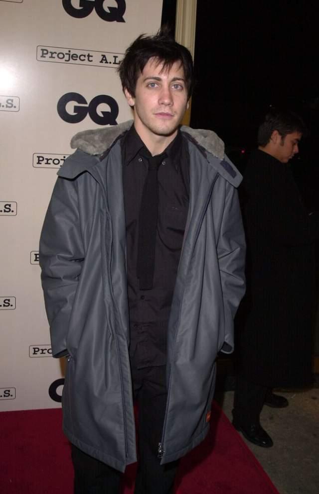 Джейк Джилленхол в 2001.