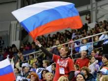 Болельщик рассказал, как флаг РФ