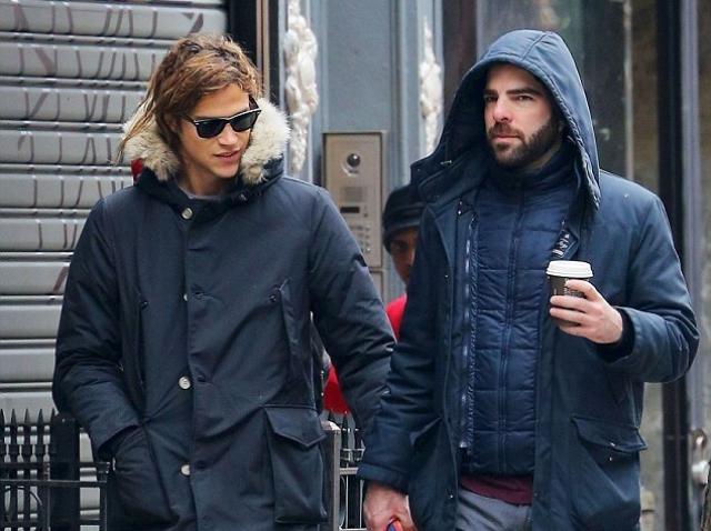 С 2010 года Куинто приписывали роман с американским певцом и актером Джонатаном Гроффом, которые тот подтвердил в сентябре 2012. Они расстались в сентябре 2013 года. С 2013 года состоит в отношениях с моделью Майлзом МакМилланом. В начале 2015 пара приобрела совместную квартиру на Манхэттене.
