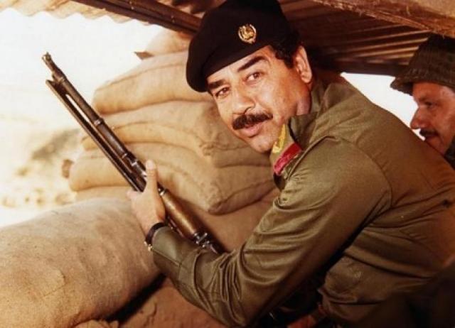 Саддам Хусейн. Прежде чем стать президентом, Хусейн женился на своей двоюродной сестре Саджиде Тальфах, в 1958 году. Их брак был спланирован родителями еще в раннем детстве.