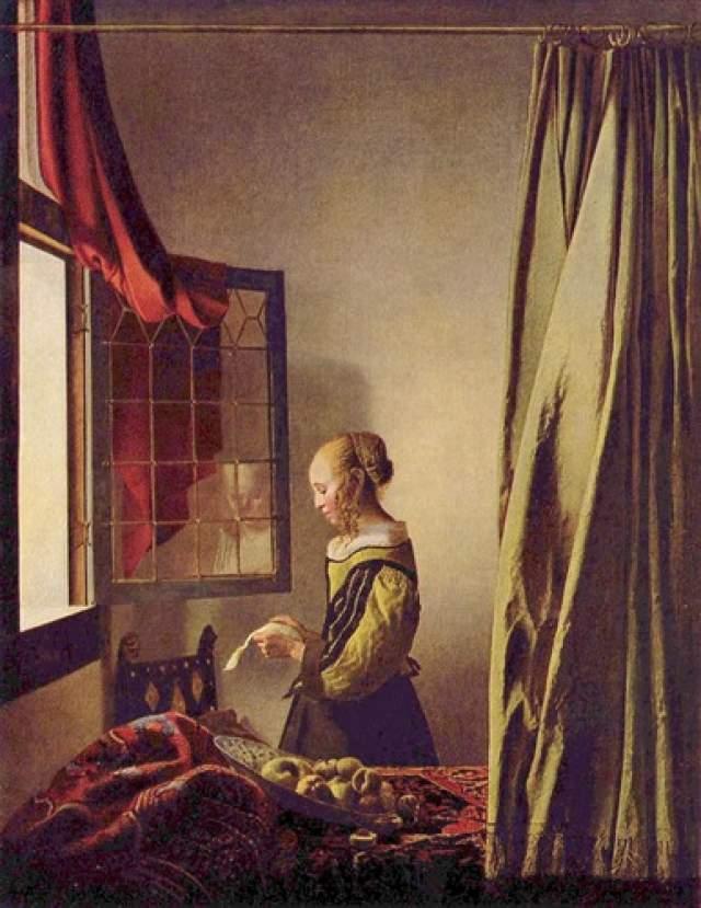 """Так, знаменитую """"Девушку с письмом"""" в 1724-м году саксонский курфюрст Август III купил в полной уверенности, что приобретает полотно Рембрандта."""
