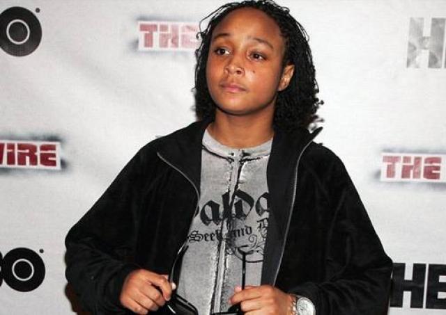 """Фелиция Пирсон. Актриса американского сериала """"Прослушка"""" была обвинена в убийстве второй степени тяжести в возрасте 14 лет, после того, как убила другую девочку."""