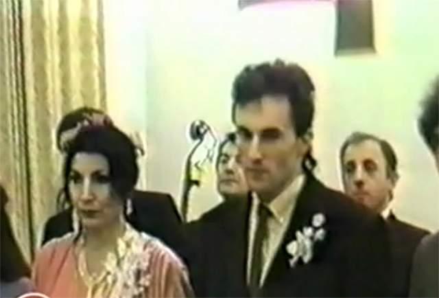 Игорь Матвиенко и Джуна. Брак продюсера и известной в 80-е целительницы продлился уж совсем рекордное количество времени: 24 часа!