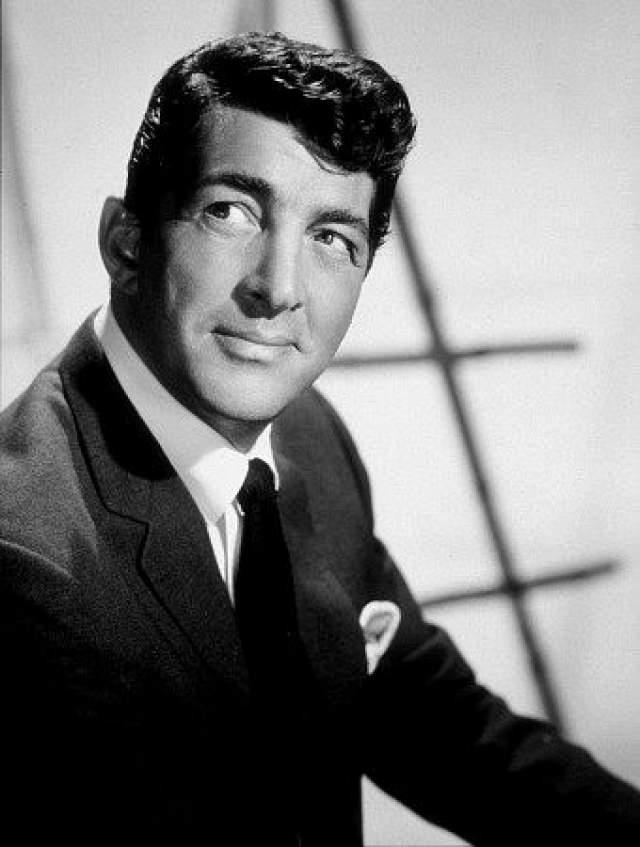 Дин Мартин (Дино Пол Крочетти). 1917-1995. Американский эстрадно-джазовый певец и актер итальянского происхождения. В 1950-е годы неоднократно занимал верхнюю строчку американского чарта продаж.