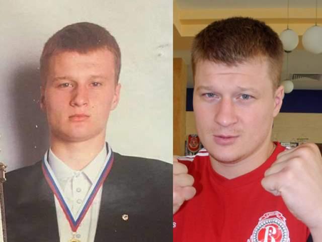 Александр Поветкин прежде чем серьезно заняться боксом, юный спортсмен ходил на тренировки по ушу, рукопашному бою и каратэ, но в итоге сделал правильный выбор.