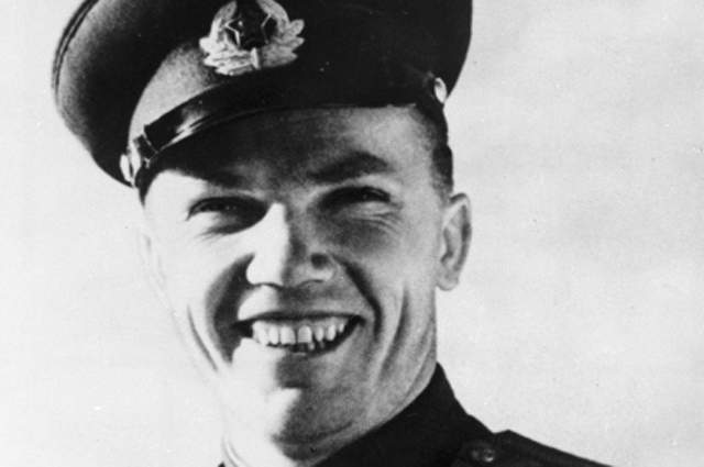 Иван Кожедуб. 1920-1991. Трижды Герой Советского Союза.