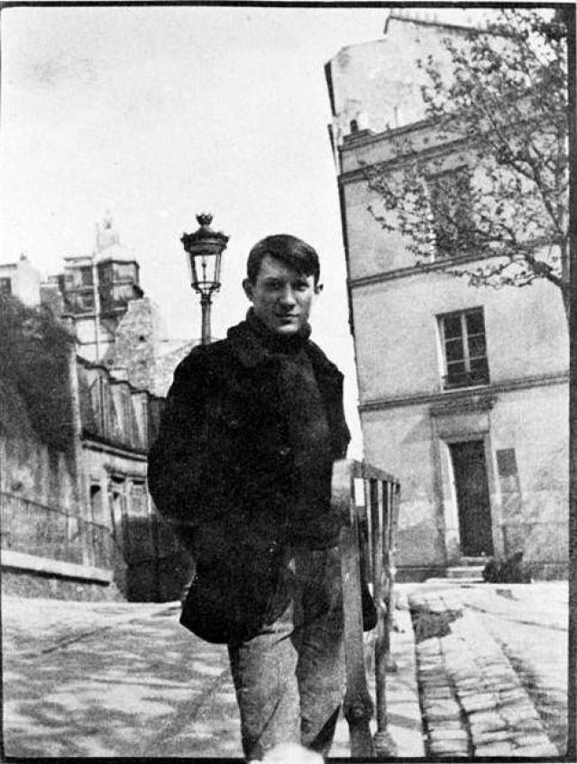 В начале октября 1897 года Пикассо уехал в Мадрид, где поступил в Королевскую академию изящных искусств Сан-Фернандо, а оттуда перебрался во Францию, где во всю принялся наслаждаться бордельной жизнью бедного художника.