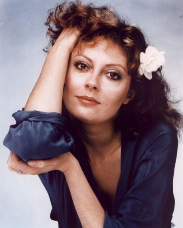 Сьюзан Сарандон. Актриса всегда прекрасно выглядела, особенно с учетом того, что первые известные роли сыграла после 40 лет.