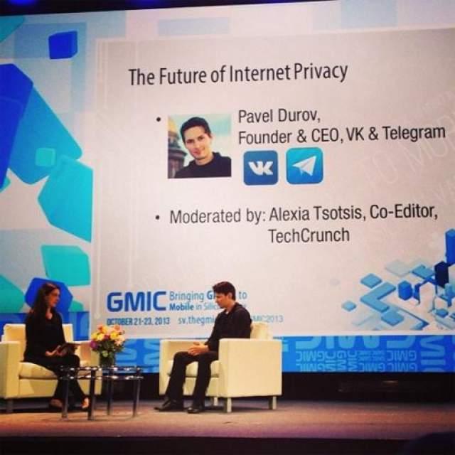 """После ухода из """"Вконтакте"""" Дуров доказал, что он действительно талантливый программист и бизнесмен, запустив мессенджер Telegram. 14 августа 2013 года представлен первый клиент Telegram, а уже в ноябре у программы начитывалось , по данным """"TJournal"""" около 1 миллиона установок."""