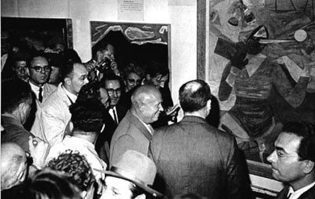 К концу жизни Хрущев изменил свое отношение к художникам. По воспоминаниям Марины Влади, Владимир Высоцкий посетил на даче уже опального экс-лидера СССР, задав вопрос о той выставке...