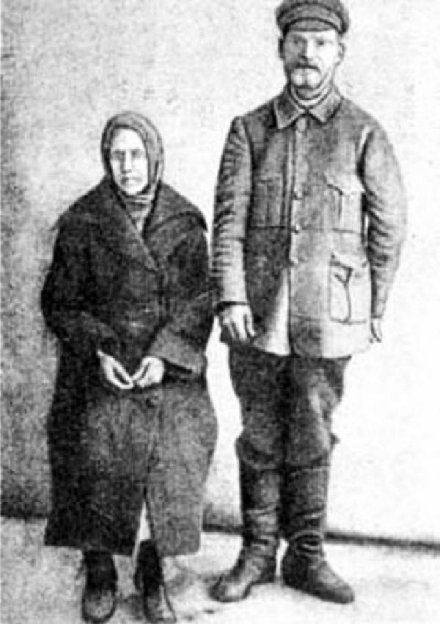 В 1923 году Василия арестовали. В совершенном он совсем не раскаивался, говоря об убийствах с особым удовольствием. Комарова и его жену Софью расстреляли.