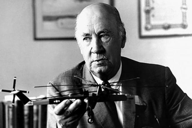 B 1963 году авиаконструктора наградили высшей научной наградой Американского общества инженеров-механиков - медалью ASME.