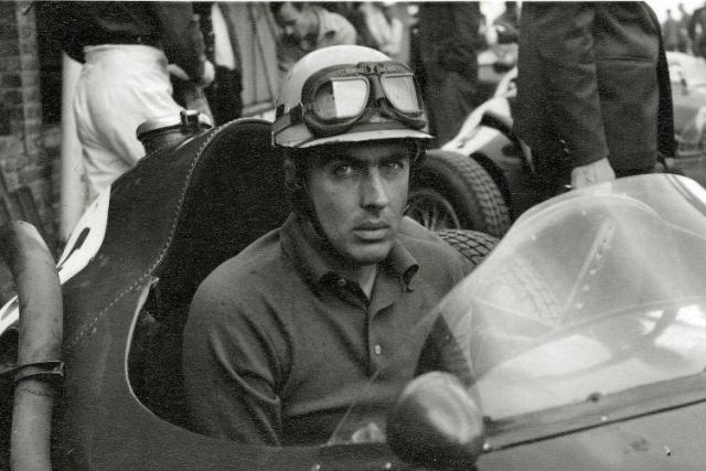 Луиджи Муссо был частью команды Феррари и регулярно участвовал в Формуле-1 с 1953-го по 1958 год.