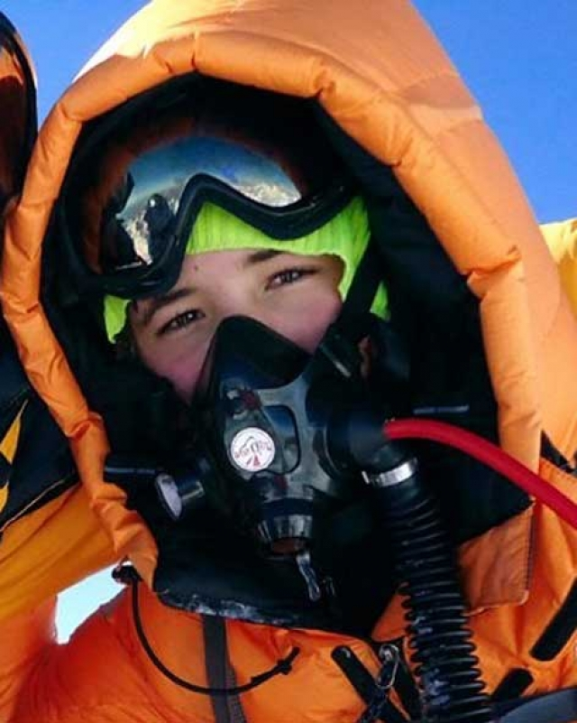 Самым юным покорителем Эвереста в 2003 году стала Шерпа Мин Кипа (Непал) в возрасте 15 лет.